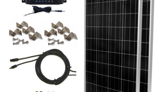 How Solar Kits Can Provide The Power You Need?